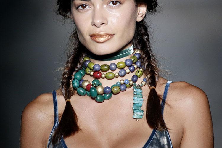 Guillermina Baeza SS18 | o8o Barcelona Fashion