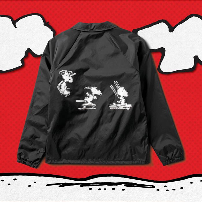 fa17_wap_peanuts_vn0a3avkblk_snoopyskatescoachesjacket_black_back_elevated