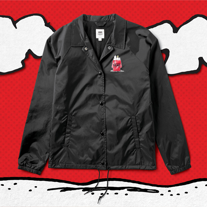 fa17_wap_peanuts_vn0a3avkblk_snoopyskatescoachesjacket_black_front_elevated