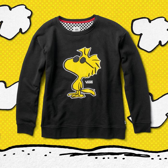 Vans 'ficha' a toda la pandilla de Peanuts de Charles M. Schulz
