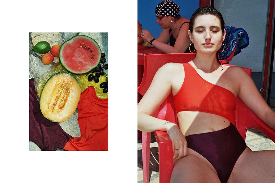 Fantabody presenta su swimwear inspirado en el verano italiano