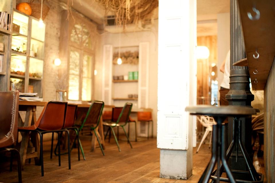 Maricastaña, un bar kitchen con mucha esencia