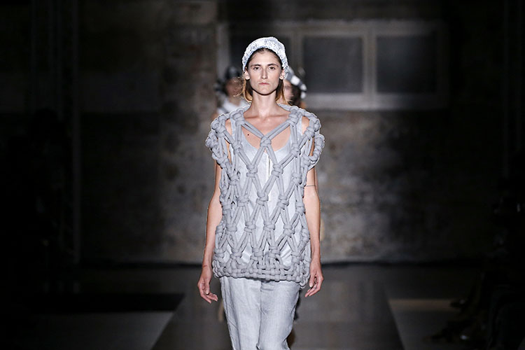 Miriam Ponsa SS18 | o8o Barcelona Fashion