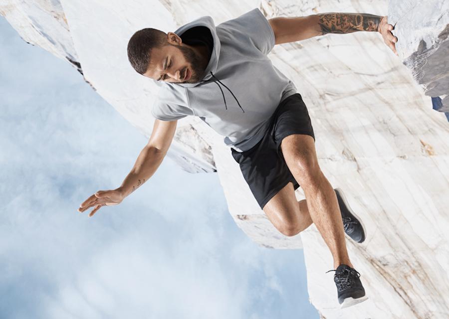 Deporte deluxe con H&M Sport Otoño '17