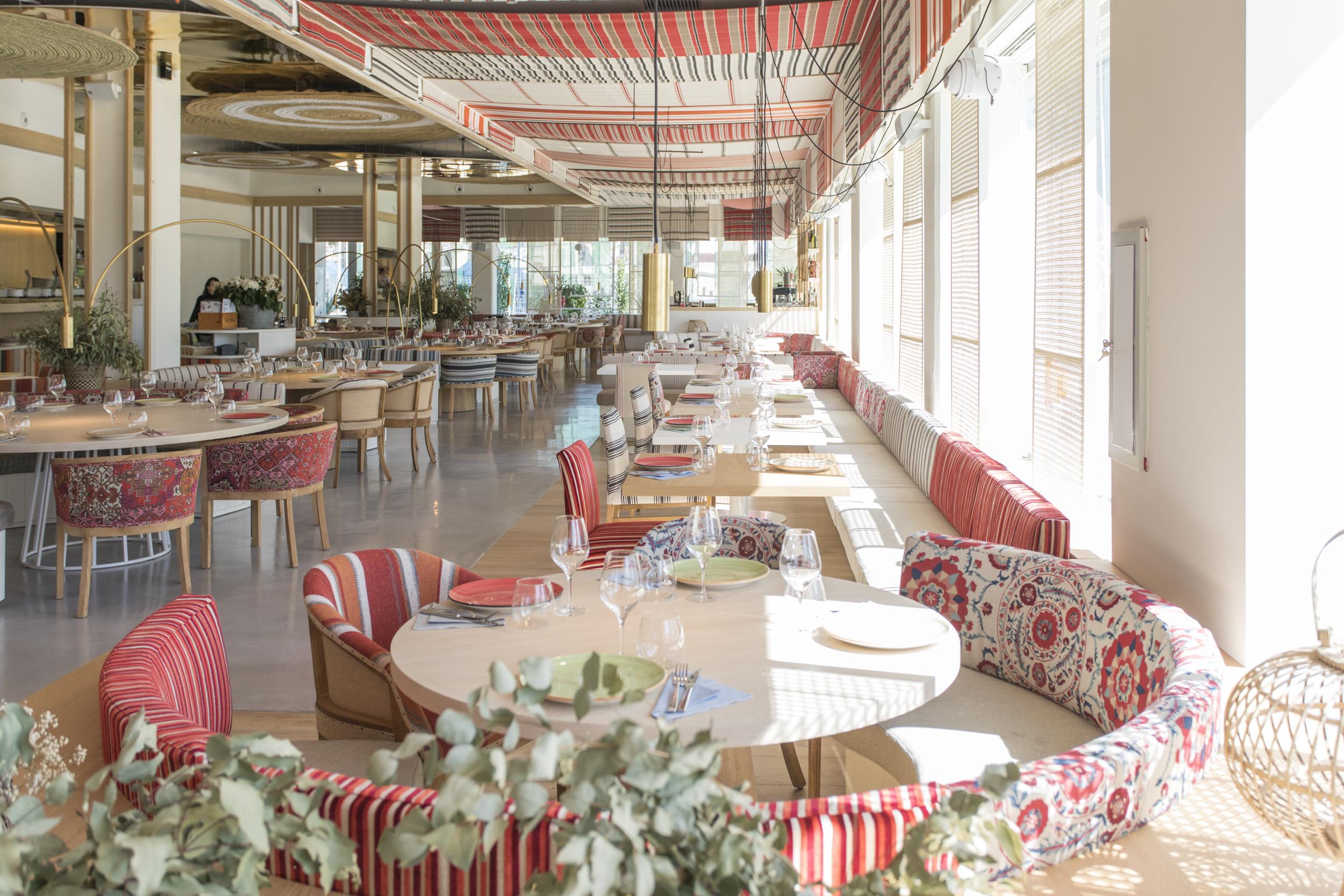 Los manjares del Mediterráneo se sirven en Maná 75º