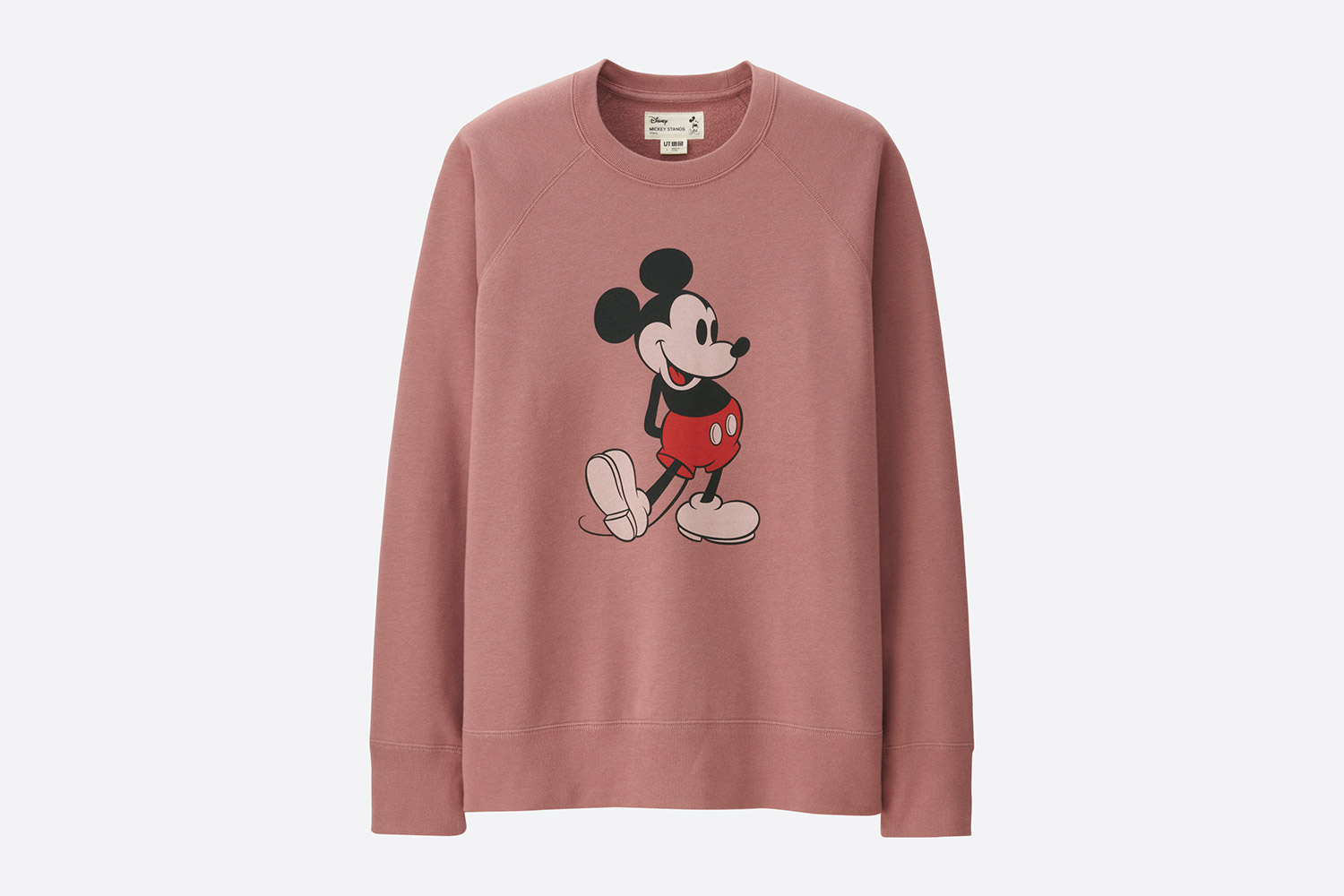 Mickey Mouse protagoniza la collab de Uniqlo & Disney