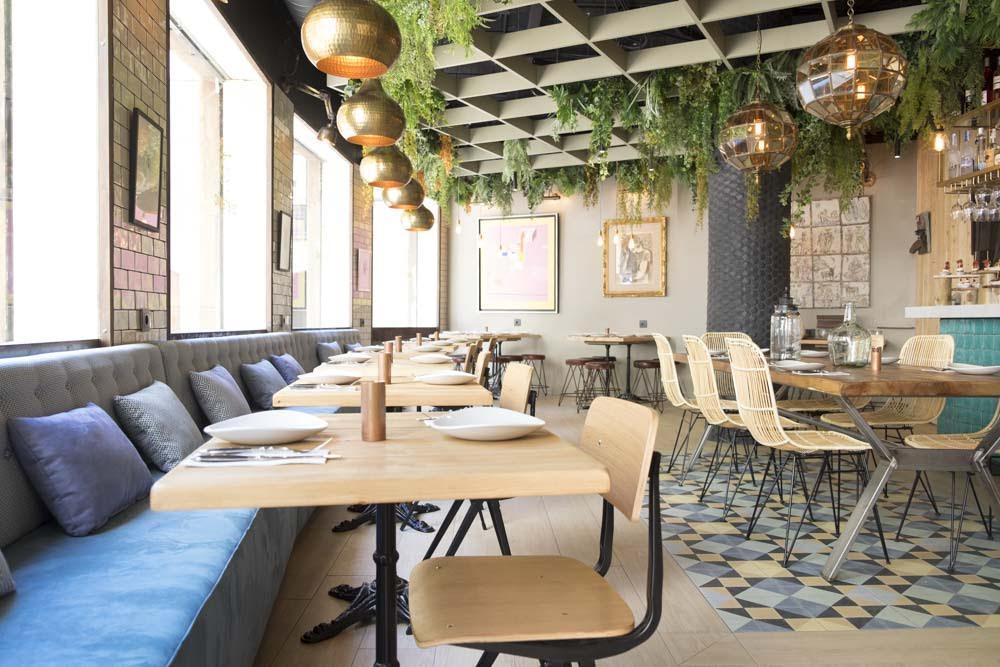 Telefèric abre un nuevo restaurante en una emblemática plaza del Born
