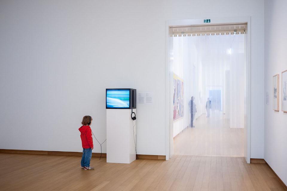 Hacer arte sobre arte, la nueva serie de Caspar Claasen