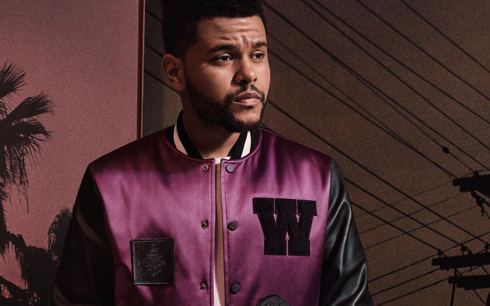 The Weeknd repite colaboración con H&M