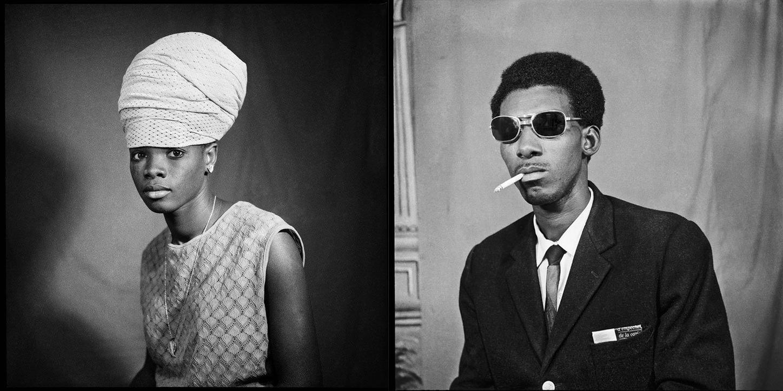 Sory Sanlé, optimismo fotográfico africano