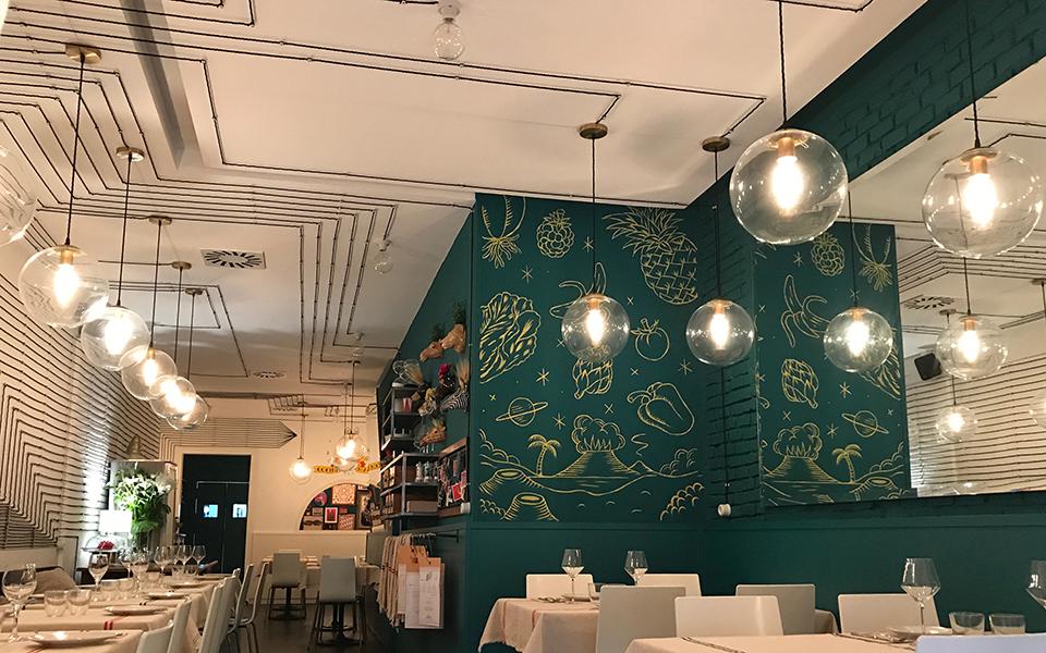 El Bala, la nueva casa de comidas 'to be'