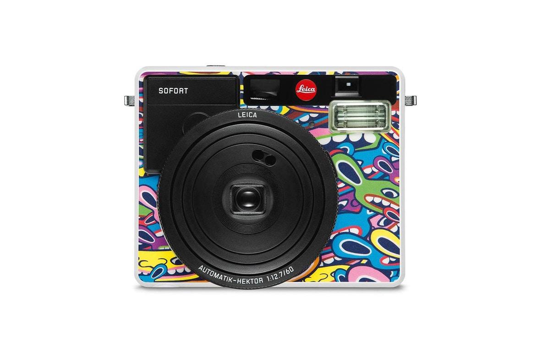 Descubre la Leica Sofort edición especial Jean Pigozzi