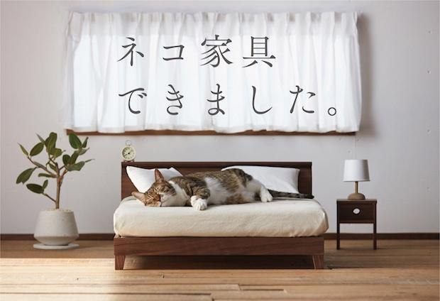 Mini-muebles para tus gatos made by Okawa City