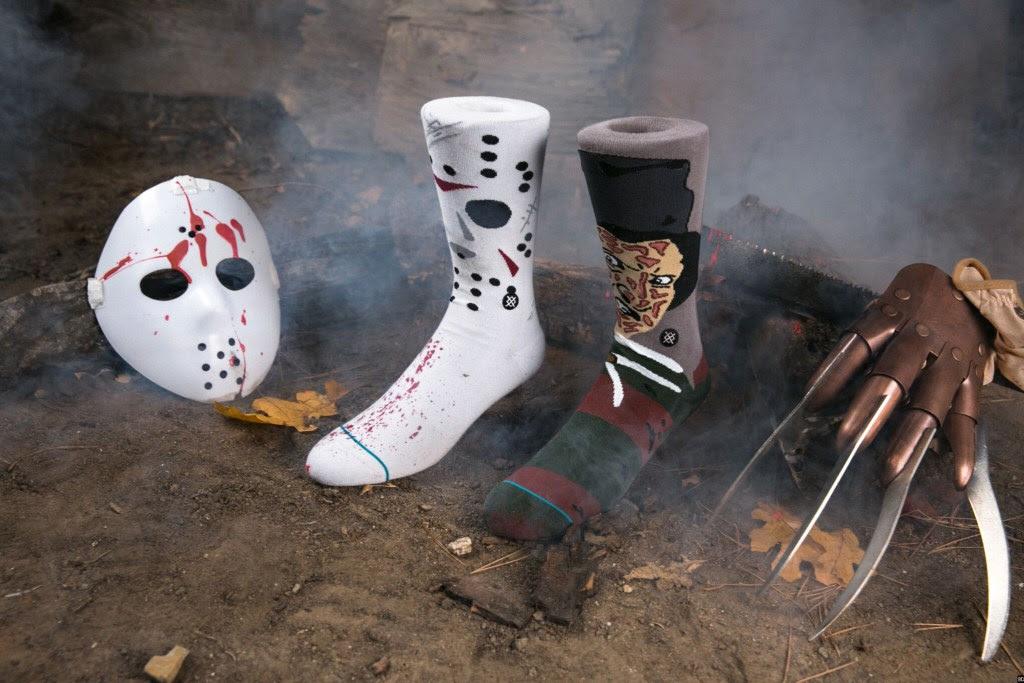 Celebramos Halloween con Legens of Horror de Stance