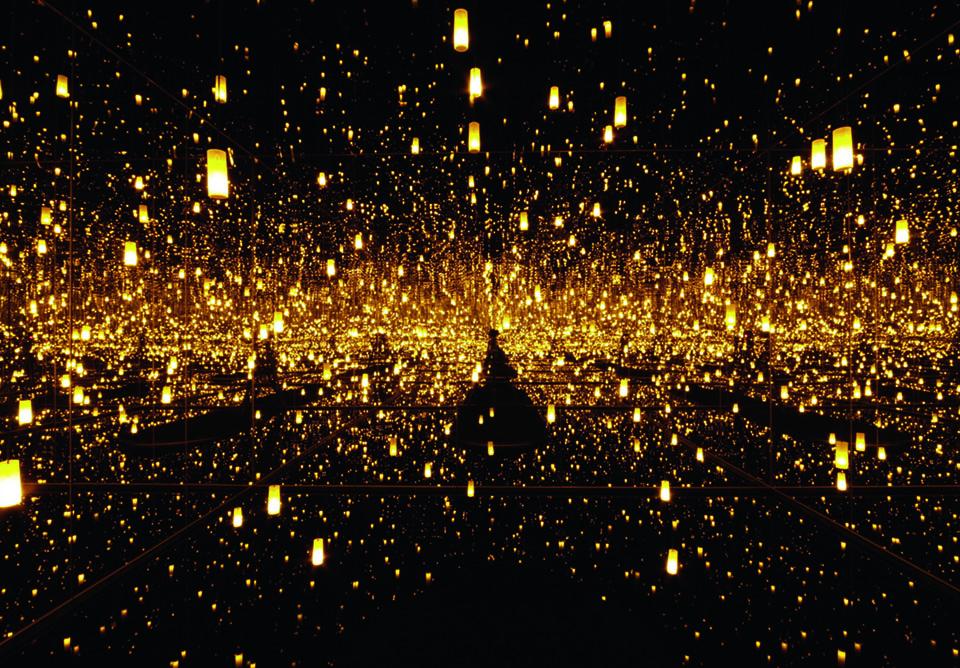 Yayoi Kusama: arte, salvación, imaginación y eternidad