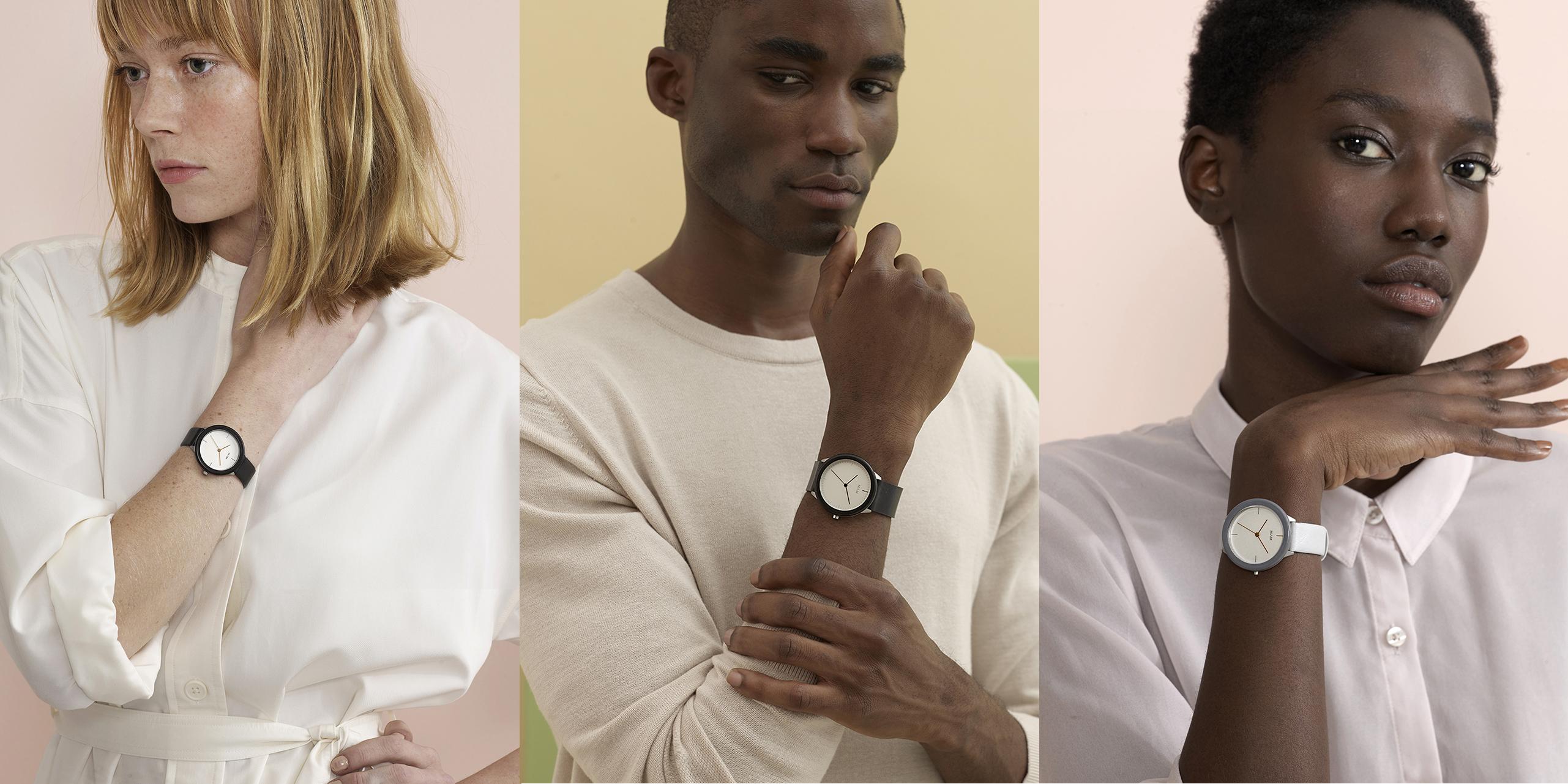 Elegancia atemporal e innovación en los relojes de MAM