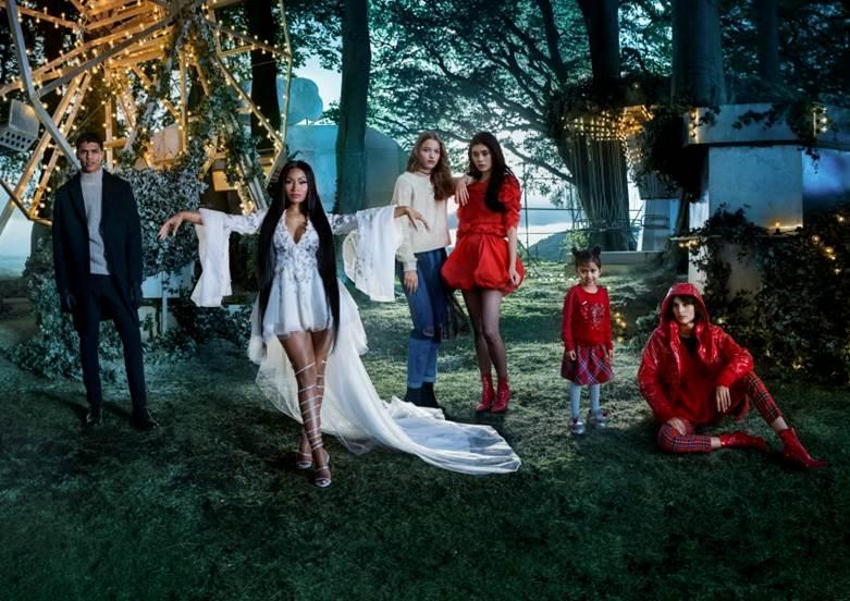 La navidad mágica y ensoñadora de H&M
