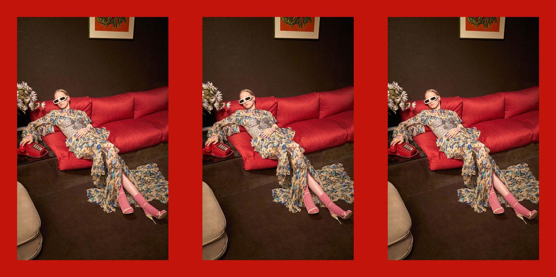 82 looks de miedo del Gucci Pre-Fall'18