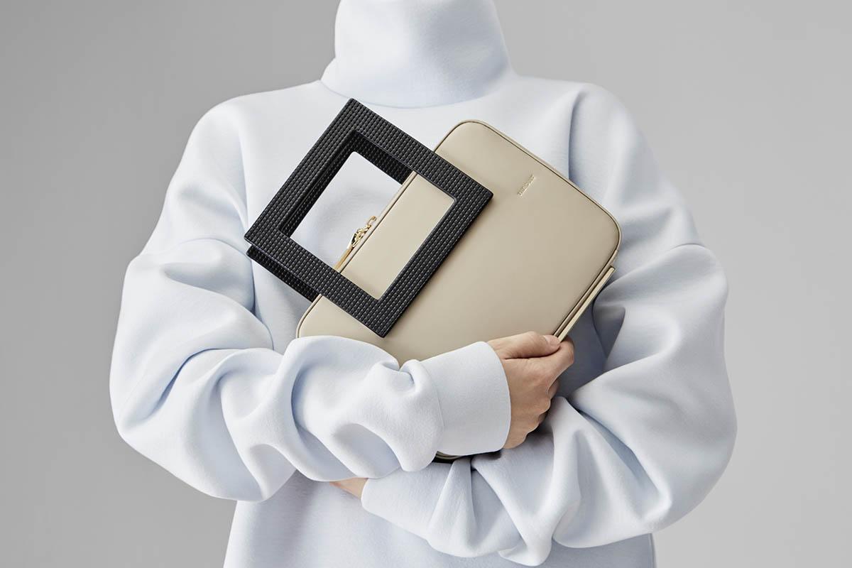 The Sant, bolsos minimalistas y lujosos que adorarás en 2018