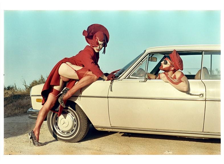 Remy Holwick, el poder del feminismo en la fotografía