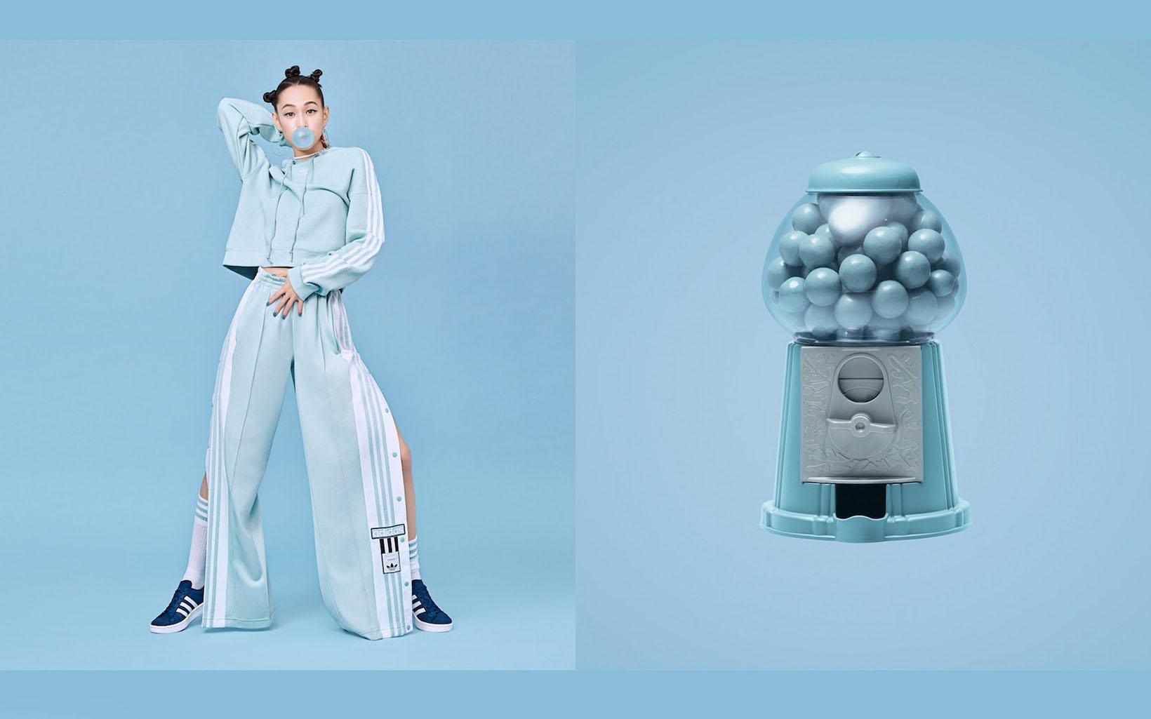 Colorea tu streetwear con la adicolor de adidas Originals