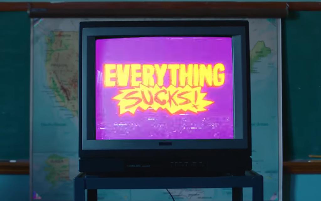 Nostálgicos de los '90: Everything Sucks!