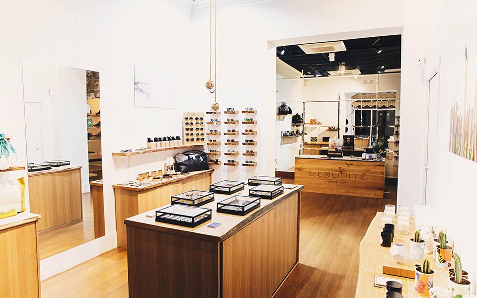 L'Erudite Concept Store, exquisita artesanía parisiense