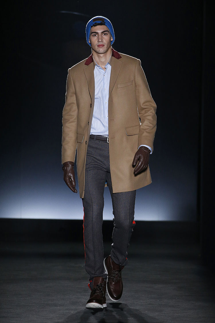 Antonio Miró 080 Barcelona Fashion Fall/Winter 2018-2019