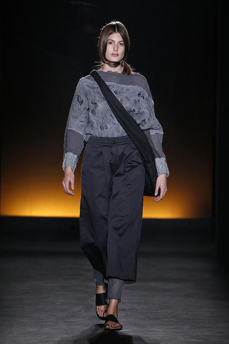 Miriam Ponsa 080 Barcelona Fashion Fall/Winter 2018-2019