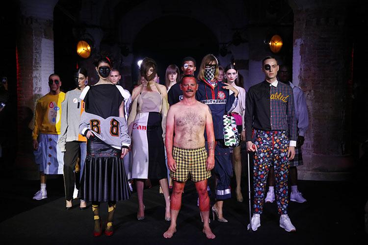 Brain & Beast FW18 | o8o Barcelona Fashion