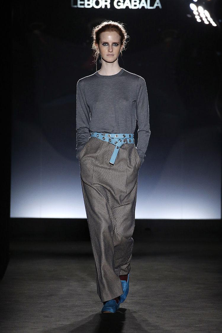 Lebor Gabala 080 Barcelona Fashion Fall/Winter 2018-2019