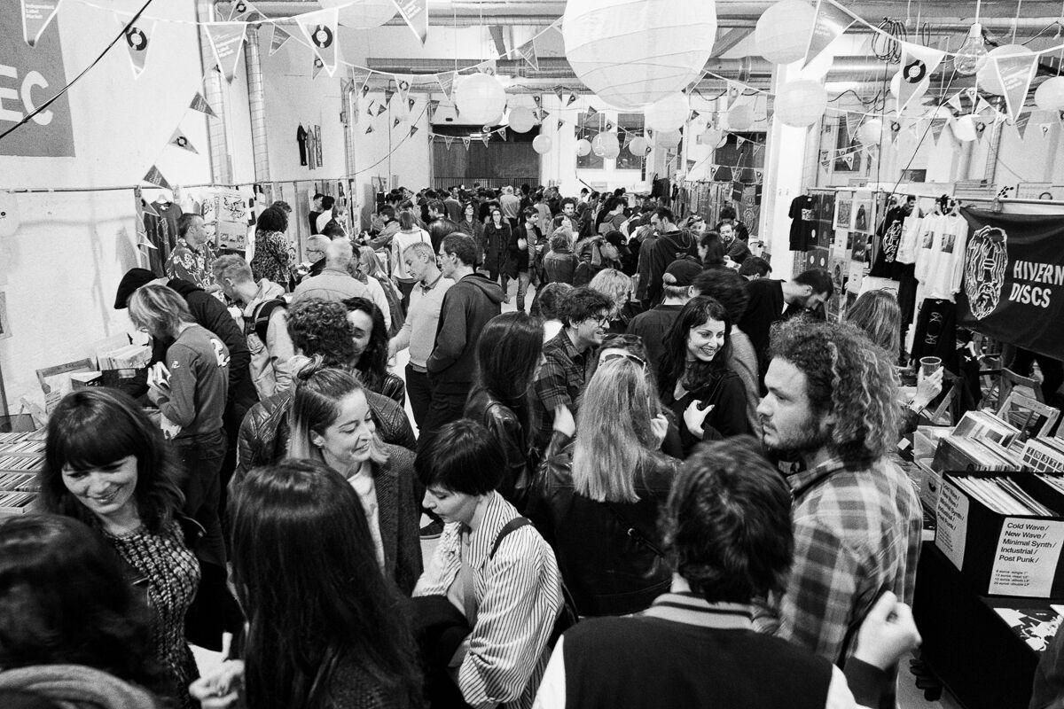 Tres años de Independent Label Market en Barcelona