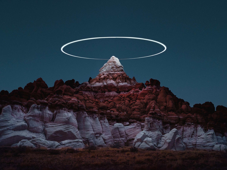 Reuben Wu; luces, ovnis, drones y montañas