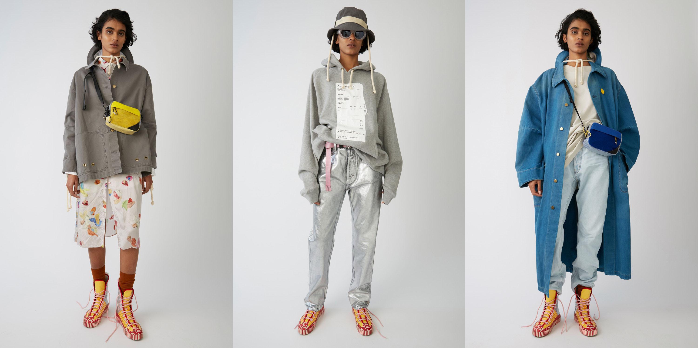 Acne Studios presenta su Blå Konst SS18