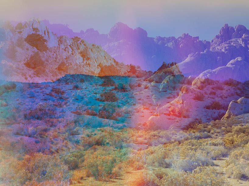 Los paisajes psicotrópicos de California por Terri Loewenthal