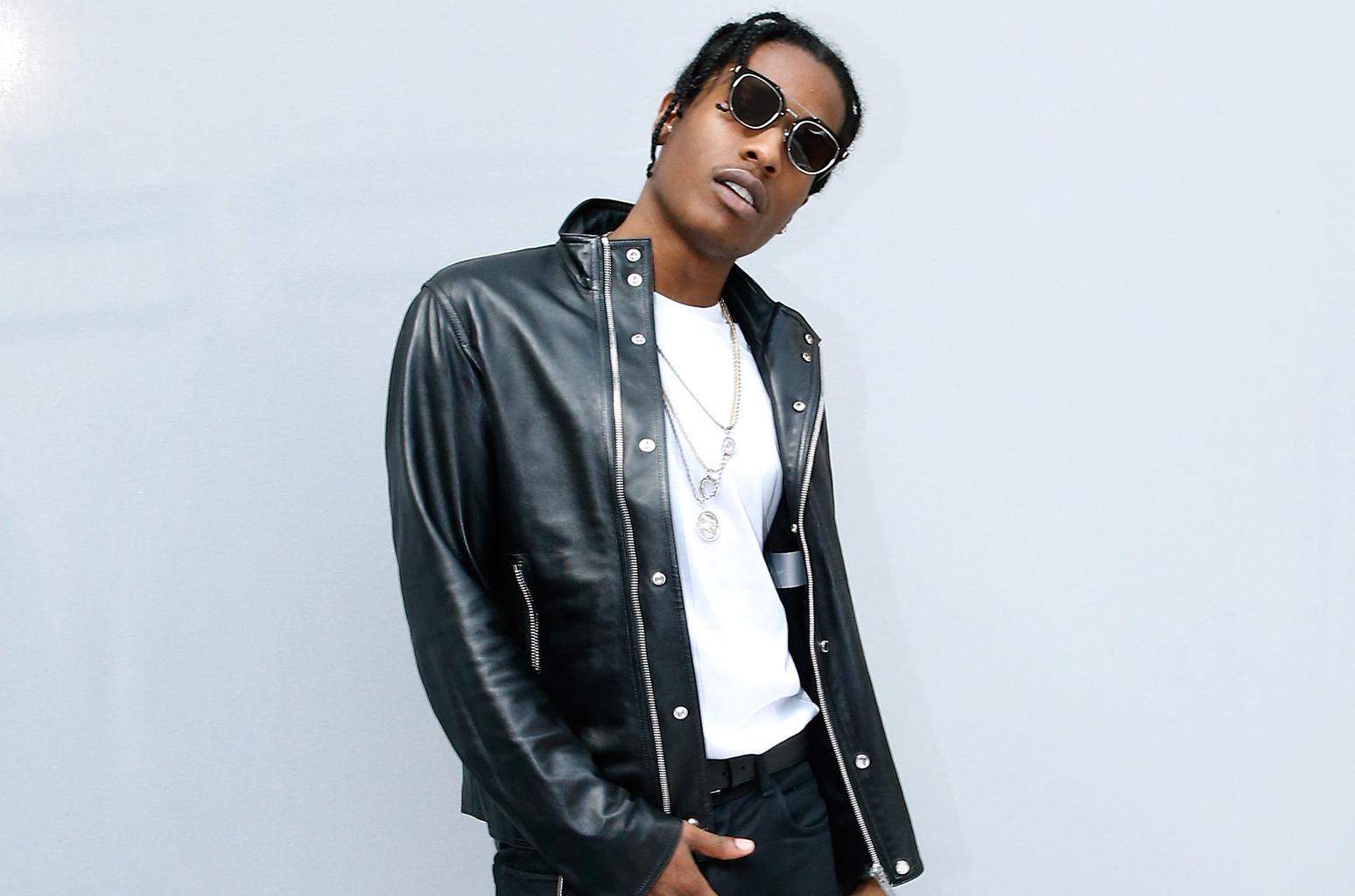 'Testing' de A$AP Rockyllega lleno de jugosas colaboraciones