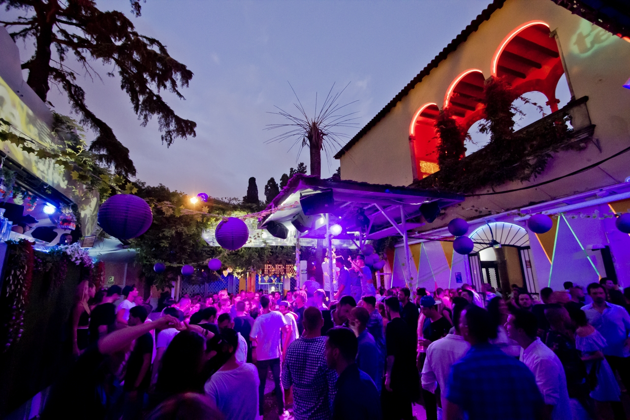 La Terrrazza, el único open air en el corazón de Barcelona