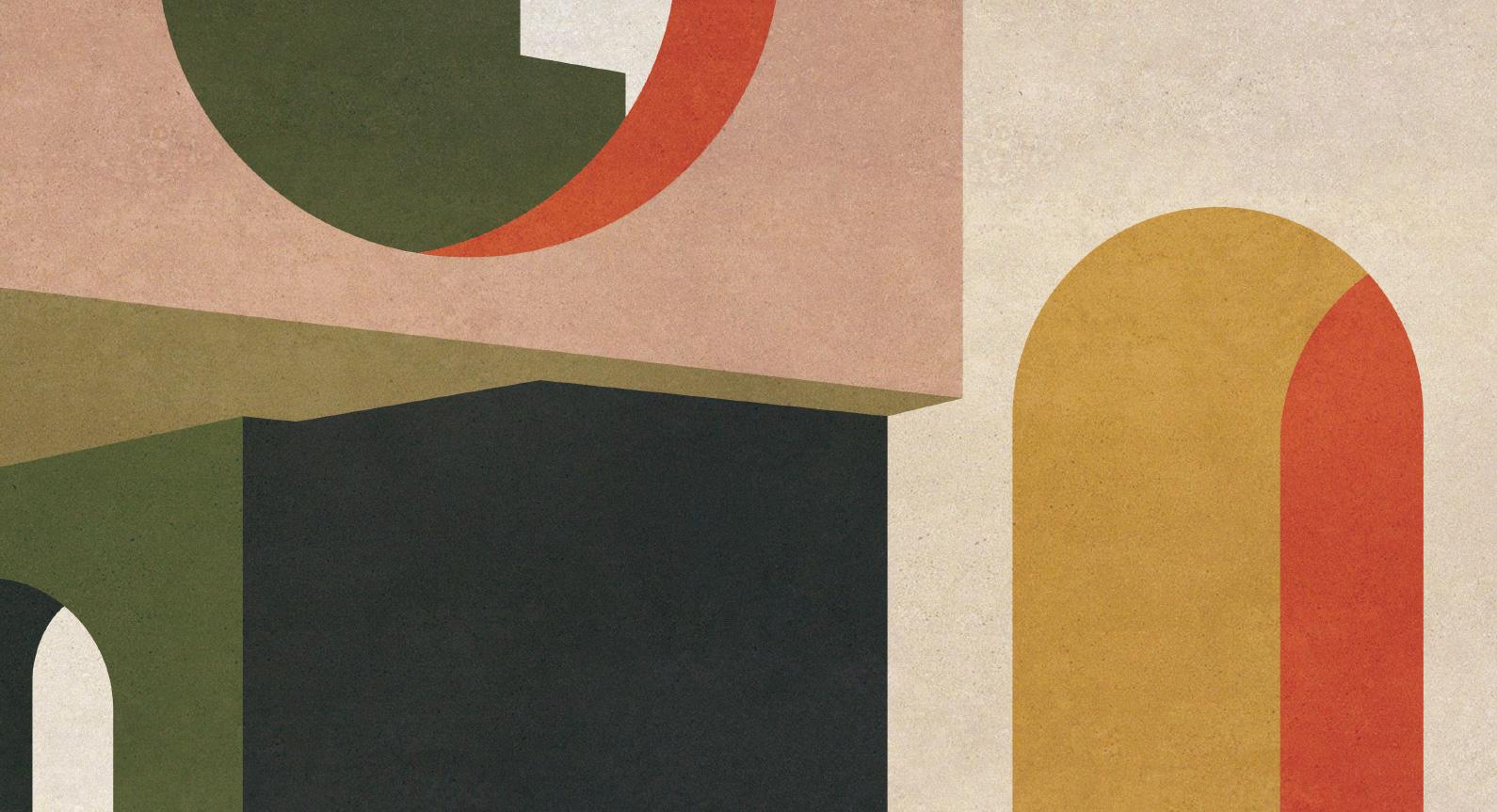 Los dibujos arquitectónicos de Charlotte Taylor