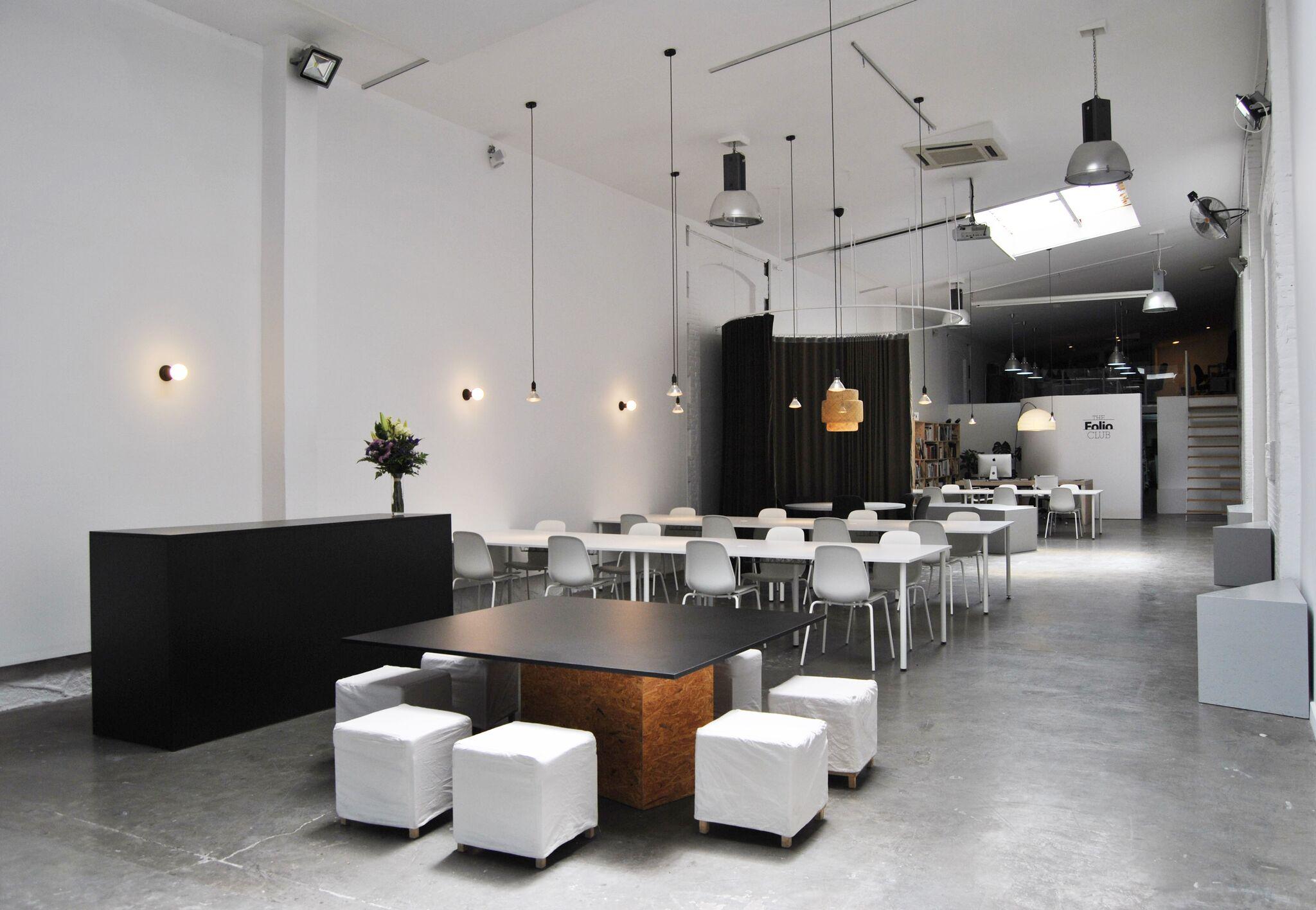 The Folio Club inaugura un exclusivo workspace
