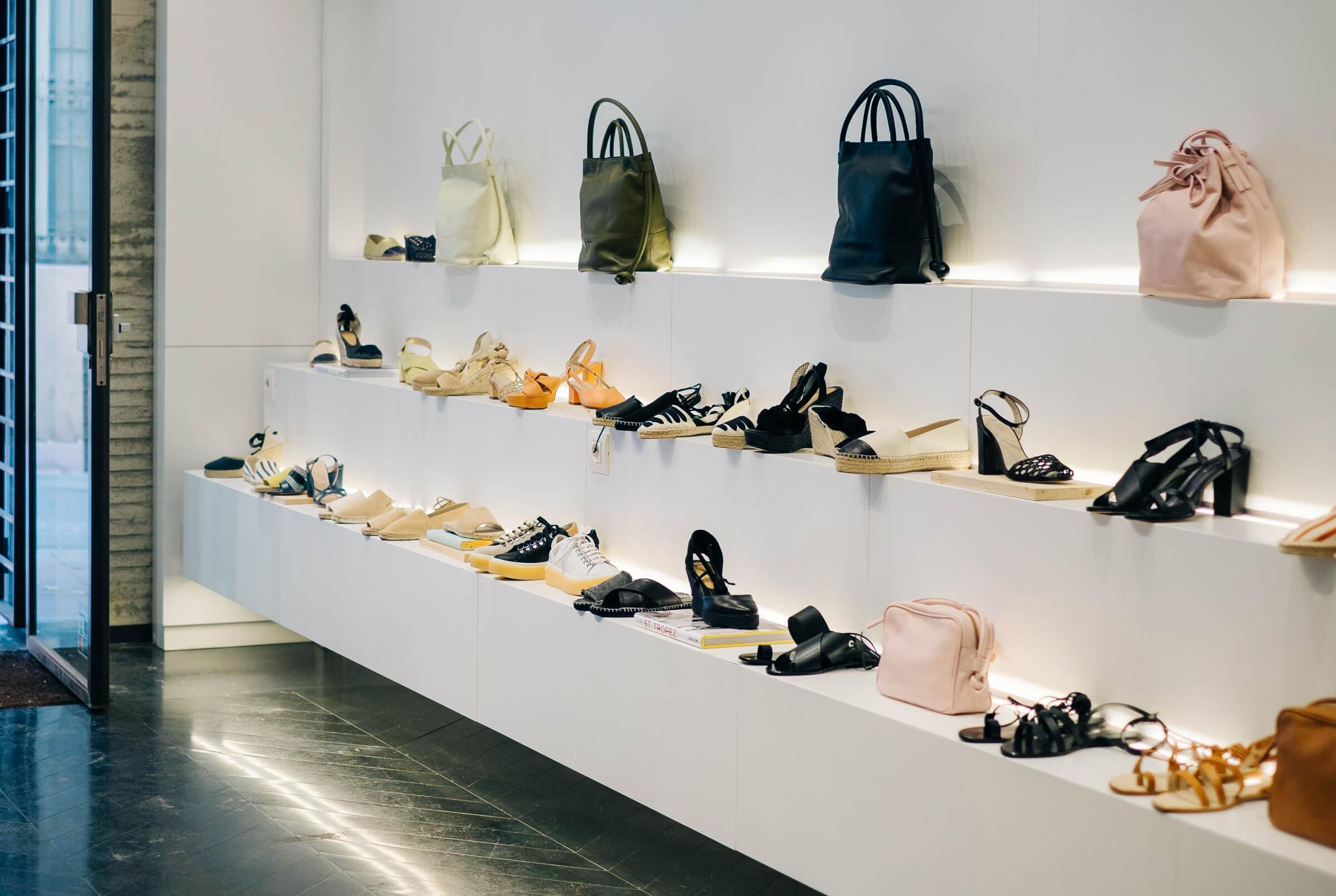 Mint&rose abre su primera tienda efímera en Barcelona