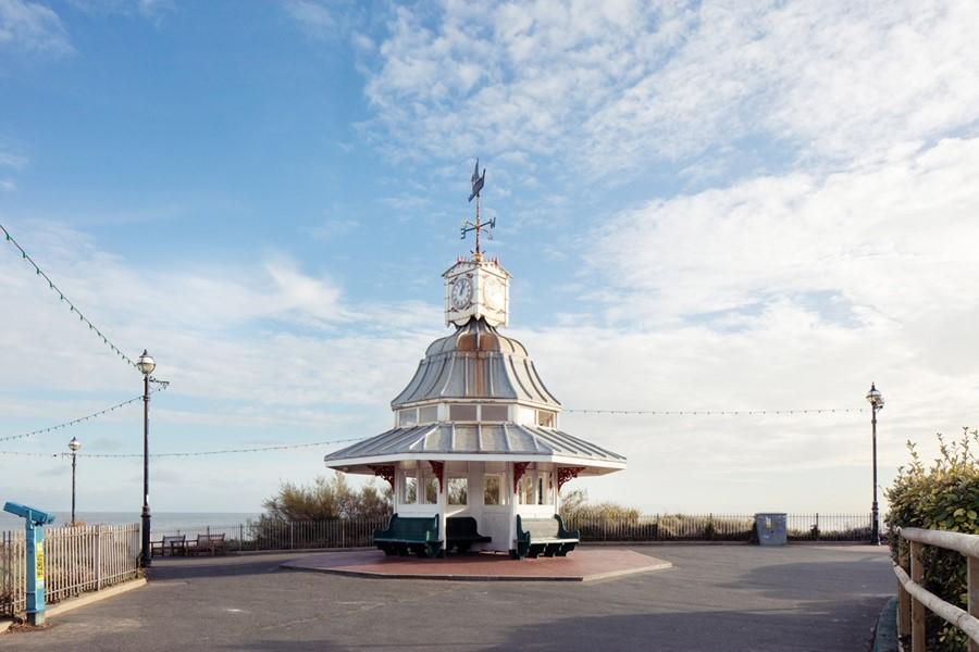 'Seaside Shelters', by Will Scott
