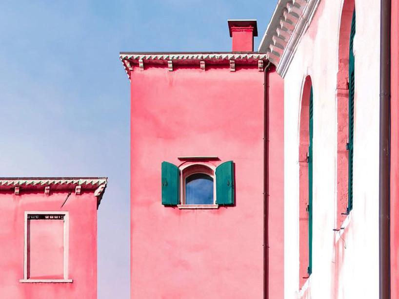 La rosada Córcega de Andria Darius Pancrazi