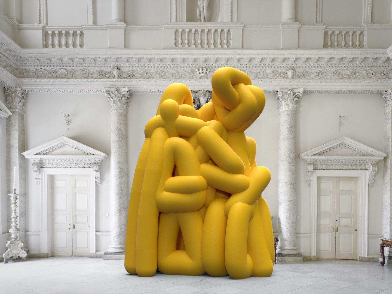 Los diálogos escultóricos de Ken Kelleher