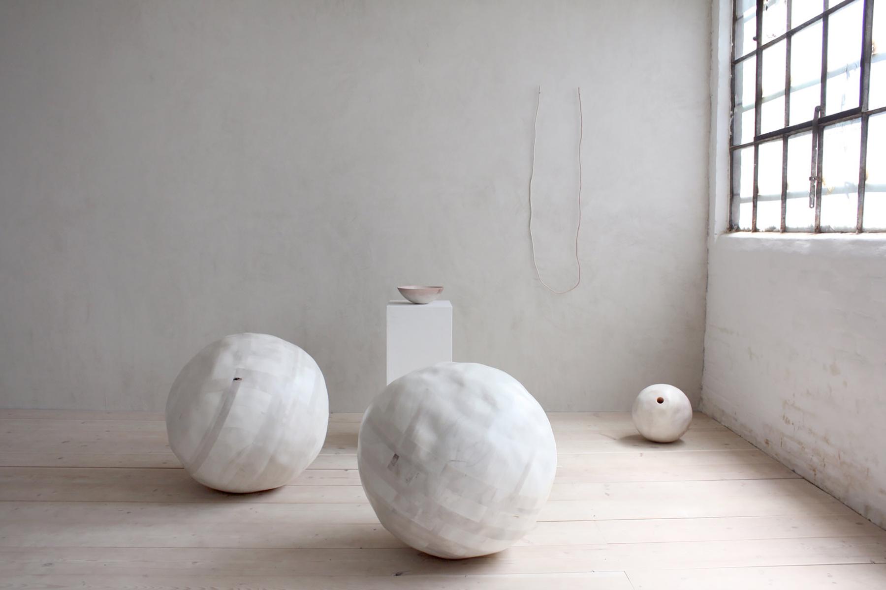 Las esculturas de madera de Julian Watts