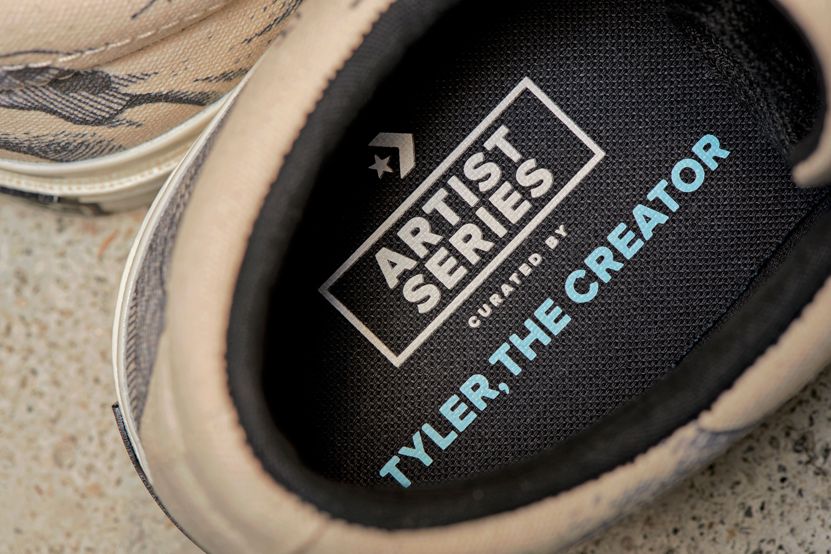Converse Artist Series curated by Tyler, the Creator