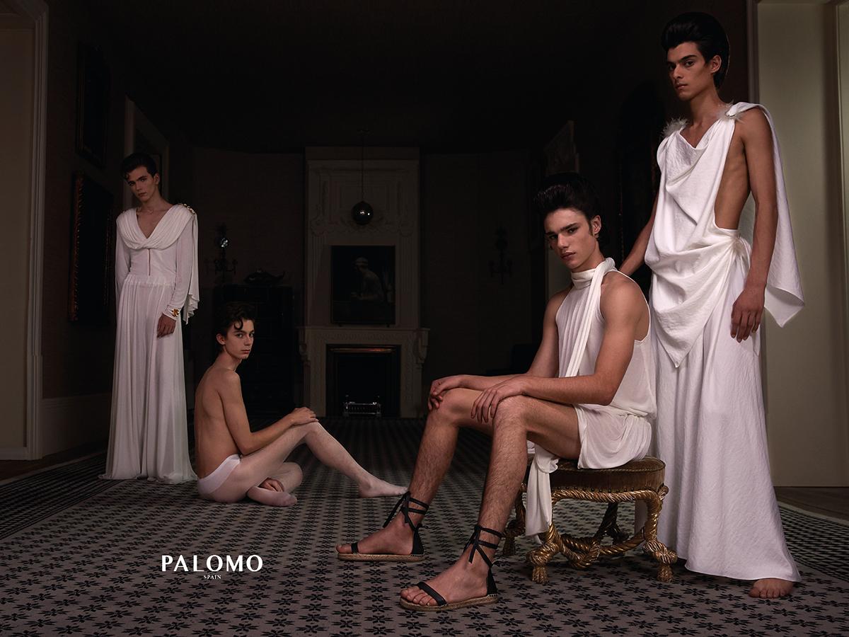 Lo que viene: SS19 de Palomo Spain y exploradores que te trasladan a otros tiempos