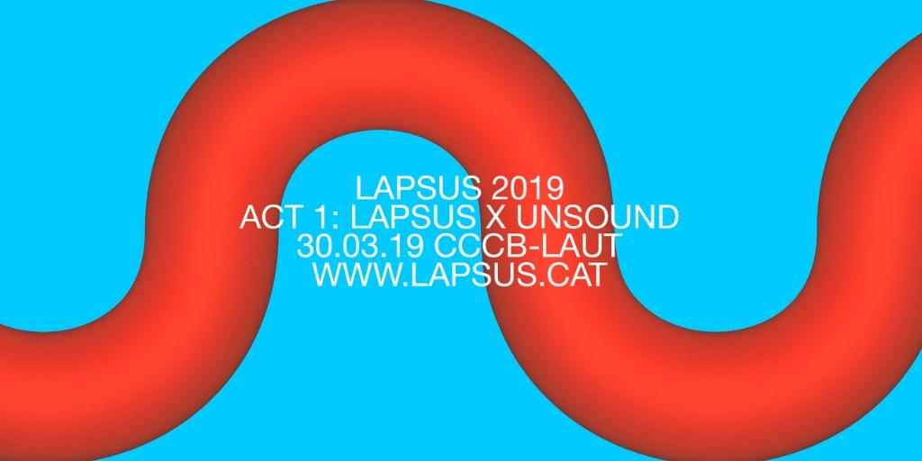 Lapsus reinventa su propio festival en tres actos, el primero con Unsound