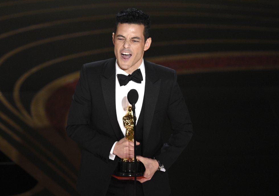 'Bohemian Rhapsody' arrasó en unos Oscars donde la igualdad brilló por su ausencia