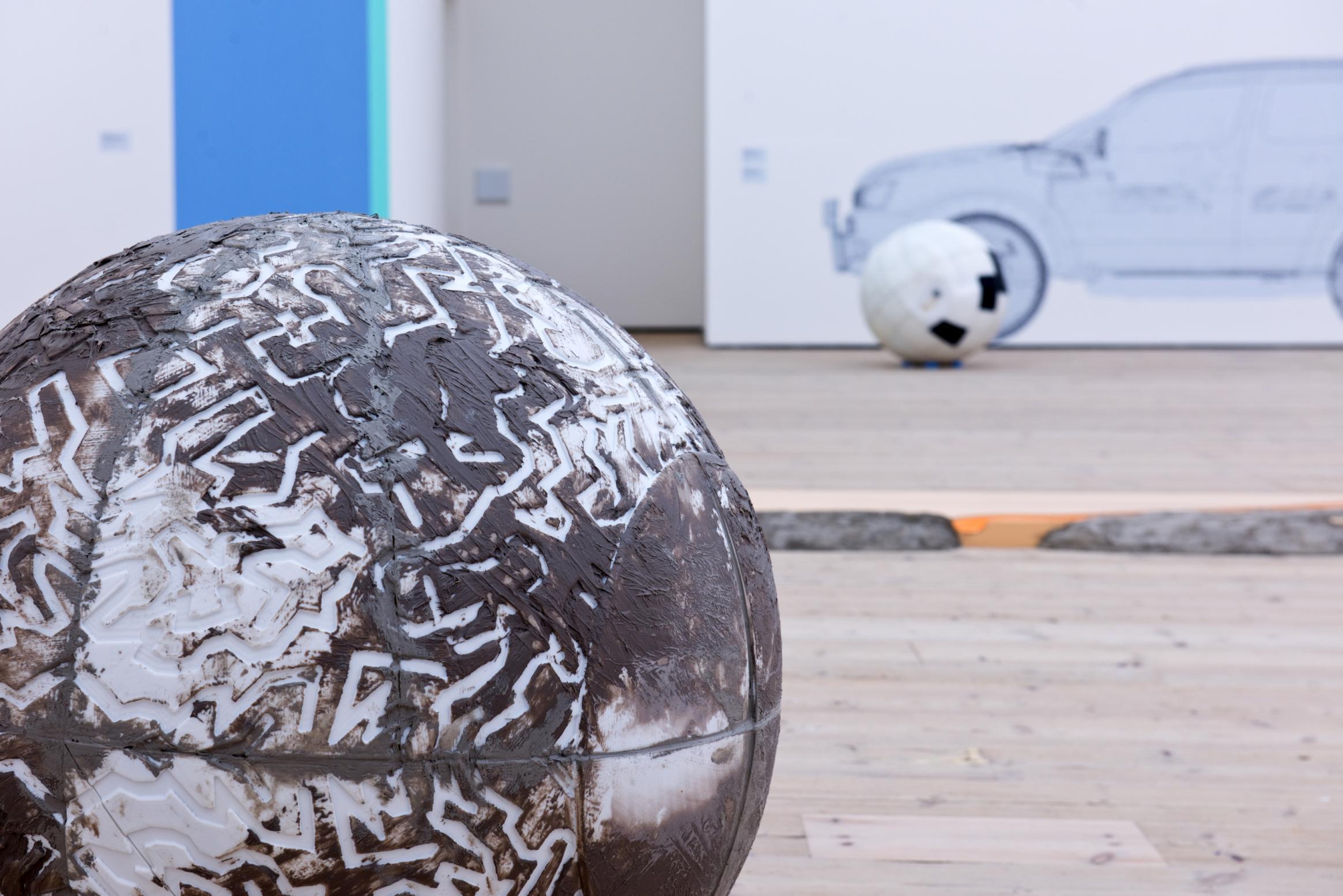 Kang Jungsuck_BALTIC Artists Award installation