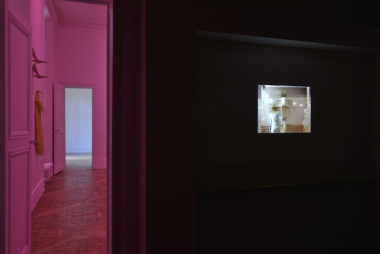 La galería parisina Campoli Presti exhibe 'déconnexion', de Cinzia Ruggeri